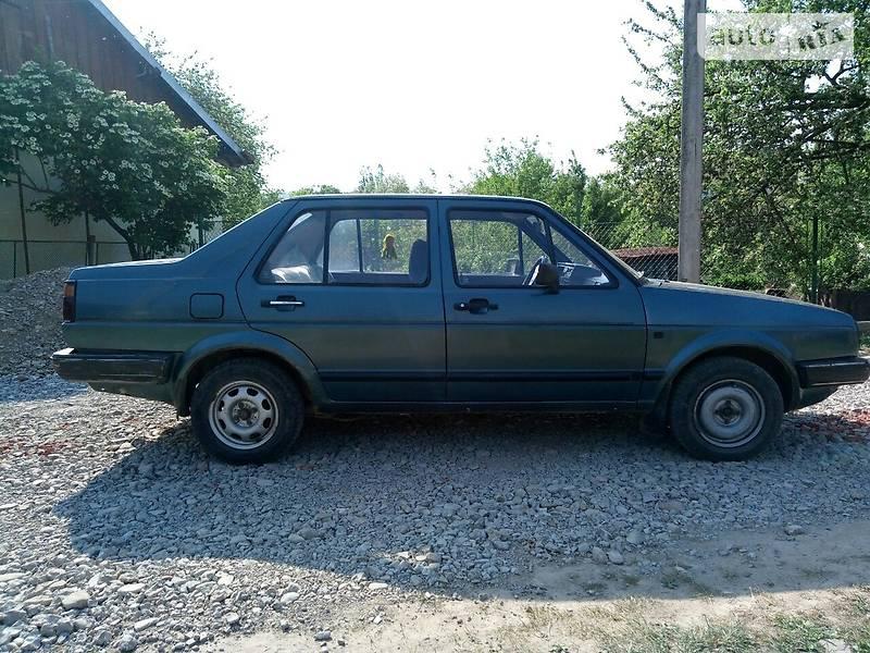 Volkswagen Jetta 1987 в Бориславе