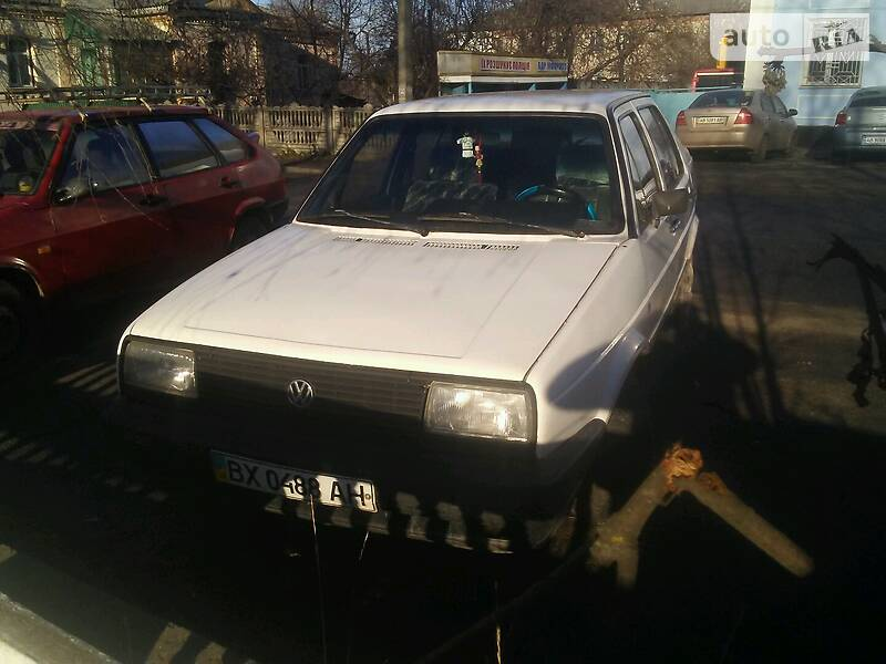Volkswagen Jetta 1984 в Литине