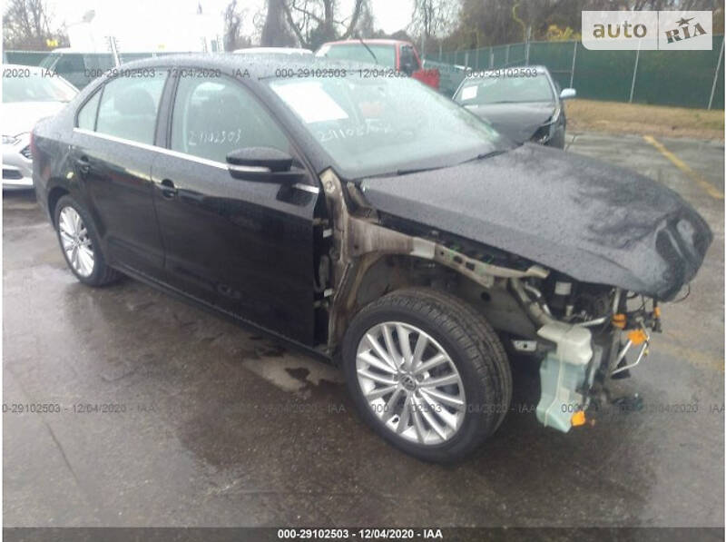 Volkswagen Jetta 2012 в Львове