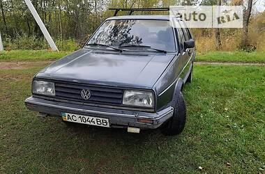 Седан Volkswagen Jetta 1984 в Луцке