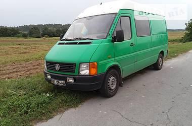 Volkswagen LT груз.-пасс. 1998 в Житомире