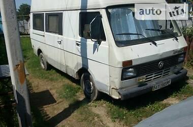 Легковий фургон (до 1,5т) Volkswagen LT груз.-пасс. 1986 в Коломиї