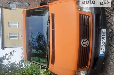 Легковой фургон (до 1,5 т) Volkswagen LT груз.-пасс. 2003 в Городке