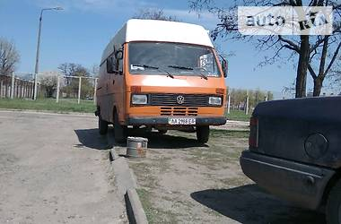 Volkswagen LT груз. 1992 в Киеве