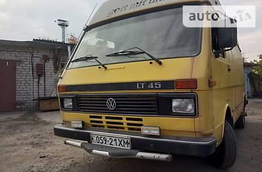 Volkswagen LT груз. 1991 в Днепре