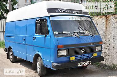 Volkswagen LT груз. 1988 в Харькове