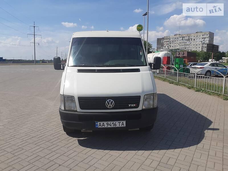Volkswagen LT груз. 2002 в Мариуполе