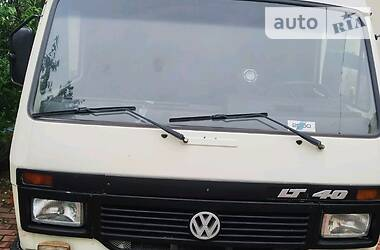 Volkswagen LT груз. 1996 в Львове