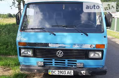 Volkswagen LT груз. 1991 в Дрогобыче