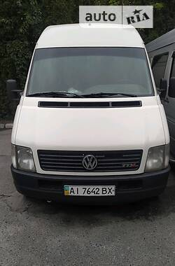 Легковой фургон (до 1,5 т) Volkswagen LT груз. 2002 в Белой Церкви