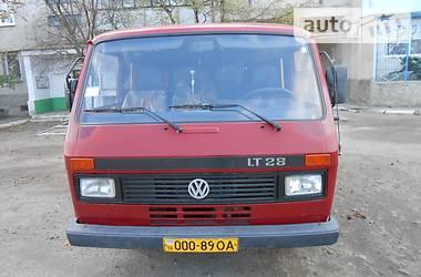 Другой Volkswagen LT пасс. 1991 в Одессе