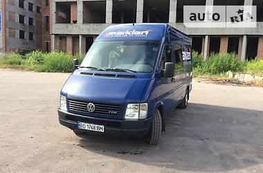 Volkswagen LT пасс. 2001 в Тернополе