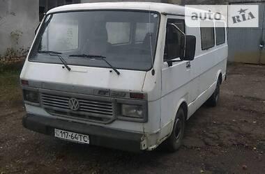 Volkswagen LT пасс. 1994 в Стрые