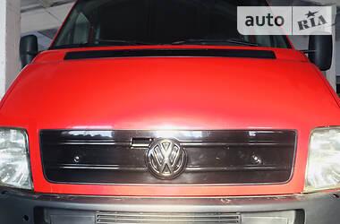 Volkswagen LT пасс. 2005 в Нововолынске