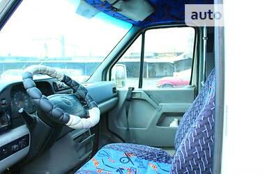 Микроавтобус (от 10 до 22 пас.) Volkswagen LT пасс. 2002 в Запорожье
