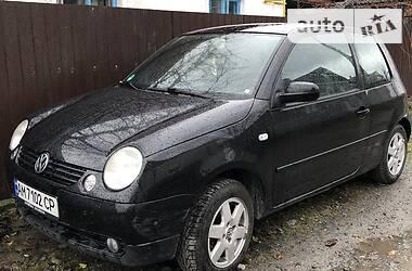Volkswagen Lupo 2002 в Новограде-Волынском