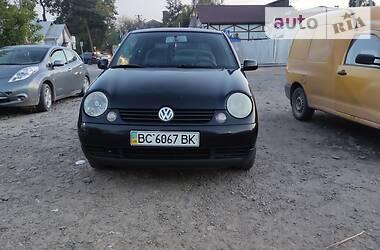Купе Volkswagen Lupo 2001 в Львові