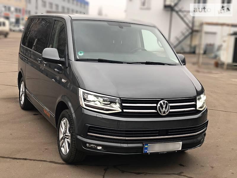 Volkswagen Multivan 2016 в Харькове