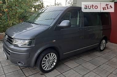 Мінівен Volkswagen Multivan 2014 в Києві