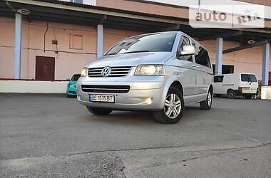 Volkswagen Multivan 2006 в Киеве