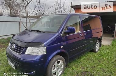 Минивэн Volkswagen Multivan 2008 в Киеве