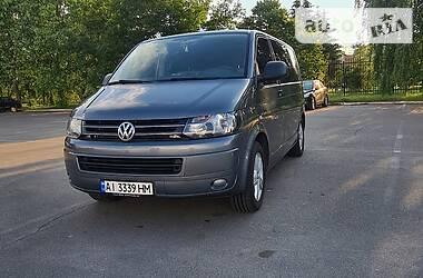 Мінівен Volkswagen Multivan 2014 в Борисполі