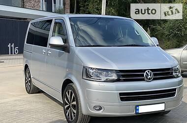 Мінівен Volkswagen Multivan 2014 в Харкові