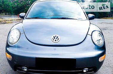 Volkswagen New Beetle 2002 в Запоріжжі