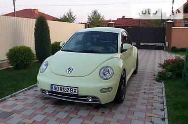 Volkswagen New Beetle 1999 в Ужгороде