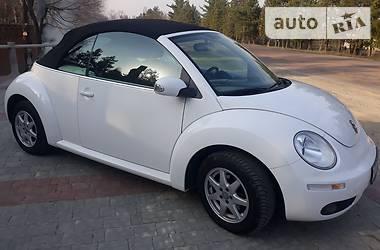 Кабріолет Volkswagen New Beetle 2009 в Івано-Франківську
