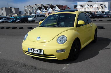Купе Volkswagen New Beetle 1999 в Черкассах