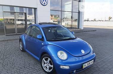 Седан Volkswagen New Beetle 2000 в Луцке