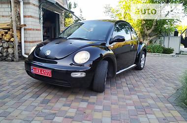 Купе Volkswagen New Beetle 2003 в Ровно