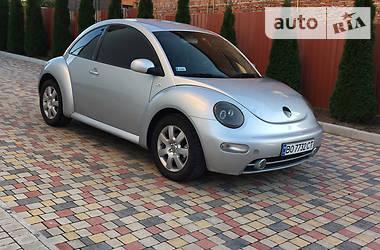 Хетчбек Volkswagen New Beetle 2002 в Заліщиках