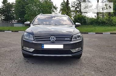 Volkswagen Passat Alltrack 2014 в Львове