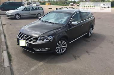 Volkswagen Passat Alltrack 2012 в Стрые