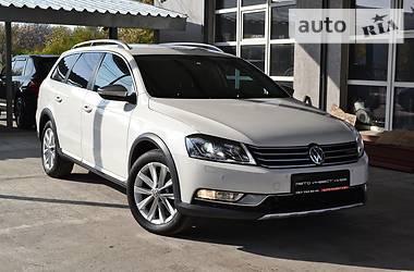 Volkswagen Passat Alltrack 2014 в Киеве