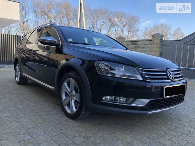 Volkswagen Passat Alltrack 4 motion