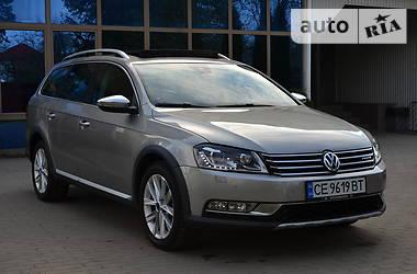Volkswagen Passat Alltrack 2015 в Черновцах