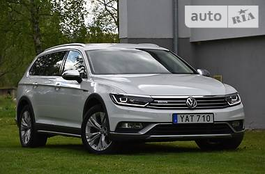 Volkswagen Passat Alltrack 2016 в Львові