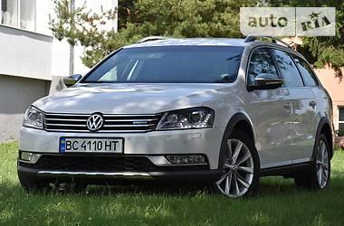 Volkswagen Passat Alltrack 2014 в Львові
