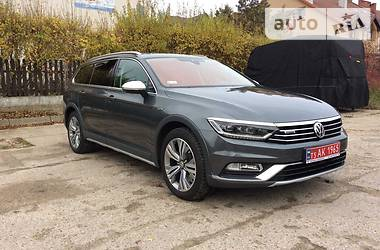 Volkswagen Passat Alltrack 2017 в Луцке