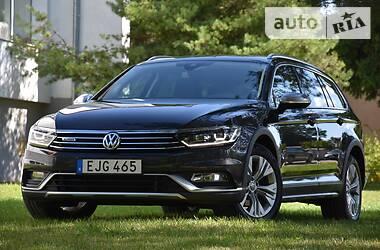 Универсал Volkswagen Passat Alltrack 2018 в Дрогобыче