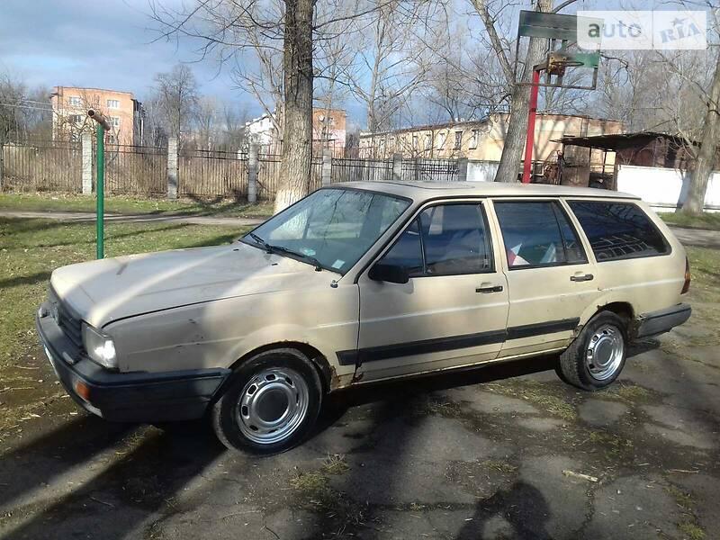 Volkswagen Passat B2 1987 в Калуше