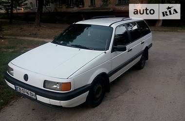 Volkswagen Passat B3 1991 в Чернигове