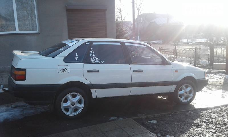Volkswagen Passat 1992 року в Тернопілі