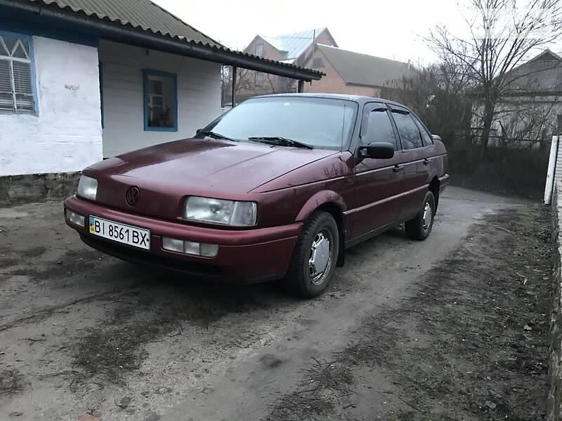 Volkswagen Passat B3 1991 в Великой Багачке