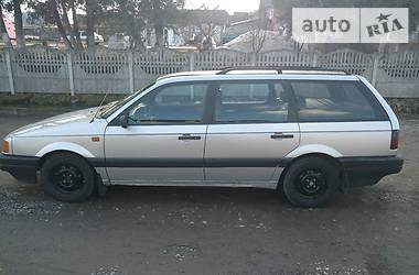 Универсал Volkswagen Passat B3 1989 в Ивано-Франковске