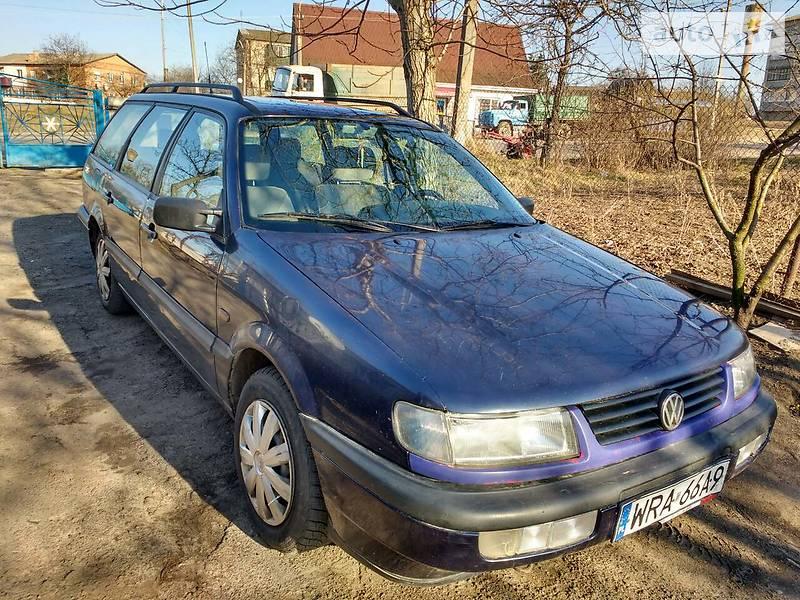 Volkswagen Passat B4 1995 в Виннице