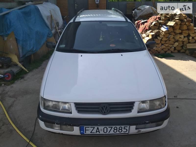 Volkswagen Passat B4 1996 в Коломые